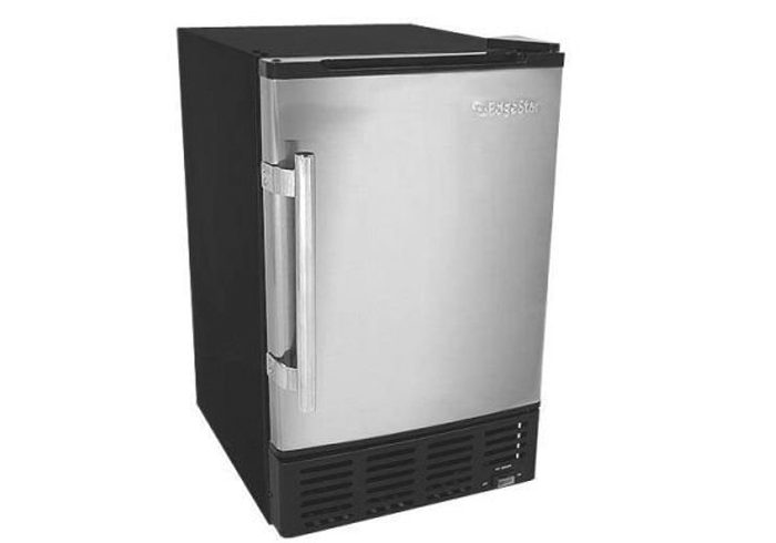 edgestar-ib120ss-ice-maker-12-lbs-stainless-steel-and-black